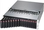 Серверные платформы Supermicro 19'' 3U