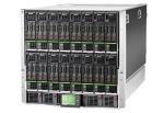 Серверы HP BladeSystem