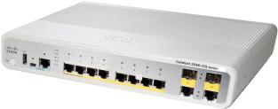 Коммутатор Cisco Catalyst WS-C3560CG-8TC-S