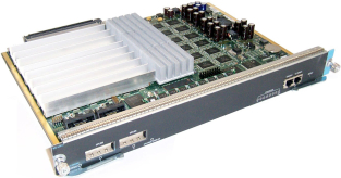 Модуль Cisco Catalyst WS-X4013 SUP-II+