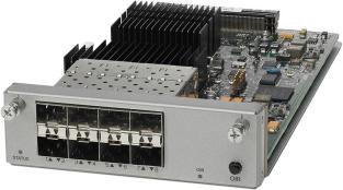 Модуль Cisco Catalyst C4KX-NM-8SFP+