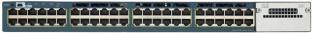 Коммутатор Cisco Catalyst WS-C3560X-48P-L