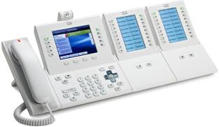 Блок расширения Cisco CP-CKEM-W