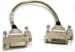 Кабель Cisco CAB-STACK-1M (72-2633-01), 1 метр