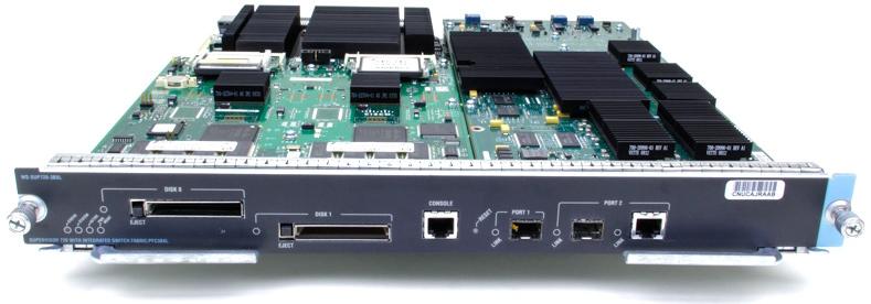 Модуль Cisco Catalyst WS-SUP720-3BXL в Нижневартовске