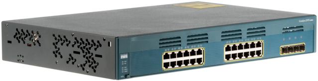 Коммутатор Cisco Catalyst WS-C2970G-24TS-E в Шымкенте