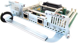 Модуль Cisco NM-HDV2-2T1/E1