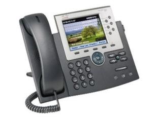 Телефонный аппарат Cisco [CP-7965G-CH1]