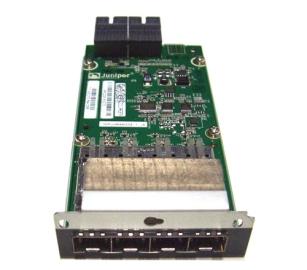 Интерфейсный Модуль Juniper EX-UM-4SFP