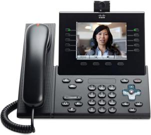 IP-телефон Cisco CP-9951 с камерой