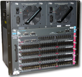 Шасси Cisco Catalyst WS-C4506