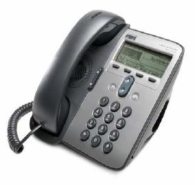 Телефонный аппарат Cisco [CP-7911G-CH1]