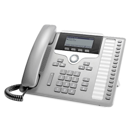Телефонный аппарат Cisco [CP-7861-W-K9=]
