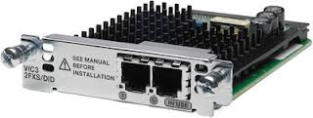 Модуль Cisco VIC3-2FXS/DID