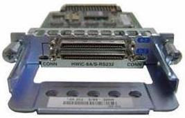 Модуль Cisco HWIC-8A/S-232