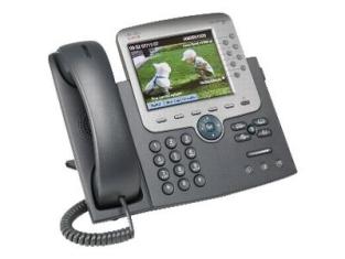 Телефонный аппарат Cisco [CP-7975G-CH1]
