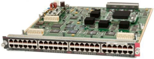 Модуль Cisco Catalyst WS-X6148-RJ45