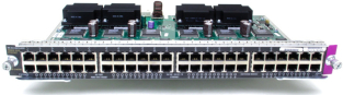 Модуль Cisco Catalyst WS-X4248-RJ45V