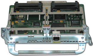 Модуль Cisco NM-1FE2W