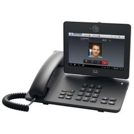 """IP видеотелефон Cisco 7"""", 2 x GE, Android [CP-DX650-K9=]"""