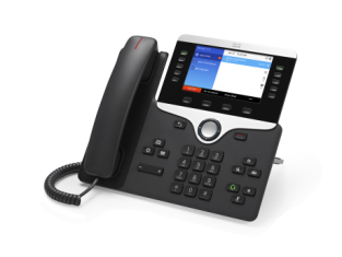 "Конференц-телефон Cisco 8851, 5 x SIP, 2 x GE, 5"" LCD [CP-8851-K9=]"