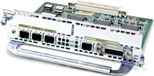 Модуль Cisco NM-4E