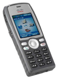 Телефонный аппарат Cisco [CP-7925G-AC-CH1-K9]