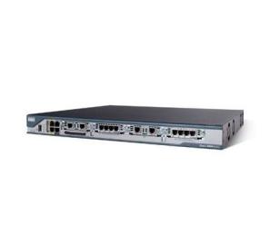 Маршрутизатор Cisco [C2811-VSEC-CUBE/K9]