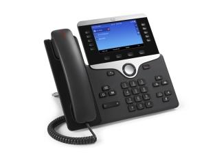"Конференц-телефон Cisco 8861, 5 x SIP, 2 x GE, 5"" LCD [CP-8861-K9=]"