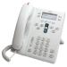 Телефон Cisco, 4 x SIP, 2 x FE, PoE, белый [CP-6941-W-K9=]