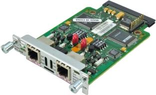 Модуль Cisco WIC-2AM