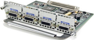 Модуль Cisco NM-4T